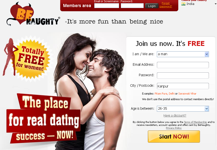 List of best free dating websites